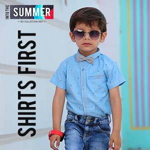 For His Cool Look | 2 - 12+Y