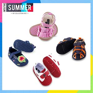 For Twinkle Toes | Up to 24M