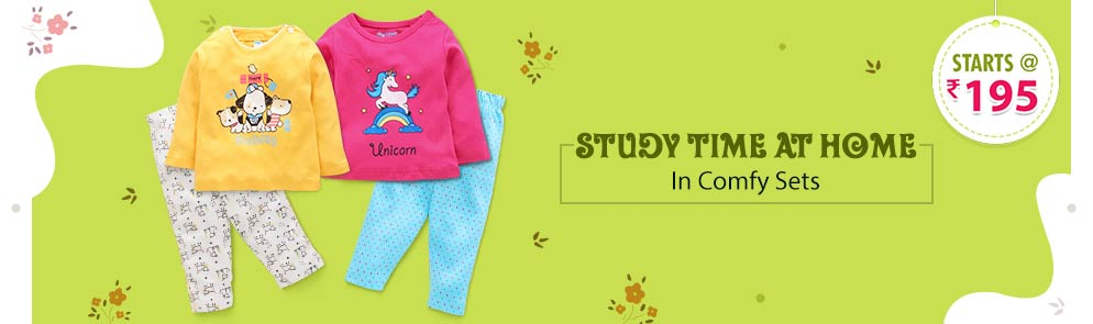 Study Time at Home | Up to 6Y