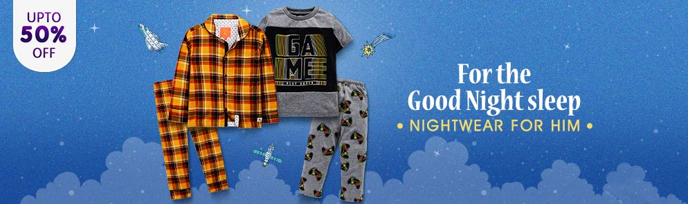 For the Good Night sleep | 3M - 10Y