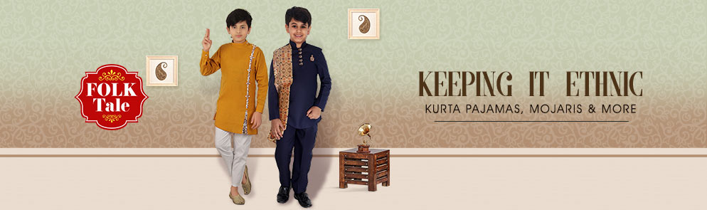 Keeping it Ethnic! | Up to 12+Y