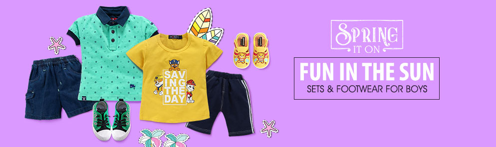Fun in the Sun | 6M - 6Y