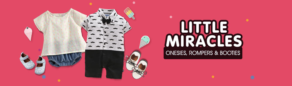 Little Miracles | Up to 4Y