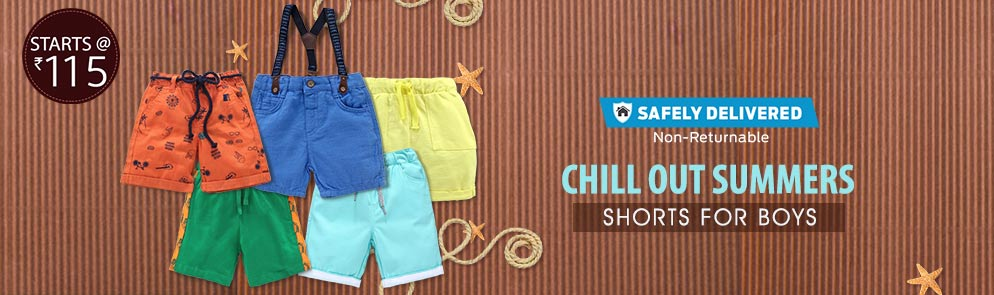 Chill out summers | 3M - 12+Y