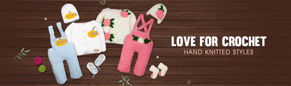 Love for Crochet | Up to 4Y
