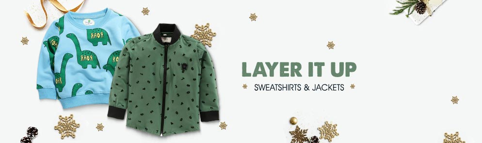 Layer it UP | 3M - 12+Y