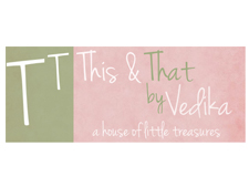 This and That by Vedika