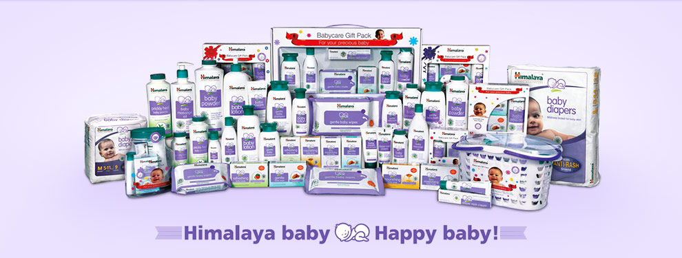 Himalaya Herbal Baby Care Products Store