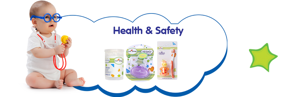 1st Step Health & Safety Products