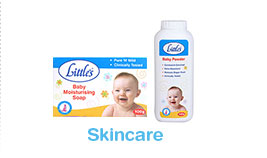 Little's Skin Care products