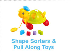 Little's Shape Sorters & Pull Along Toys