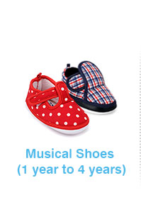 Little's Musical Shoes