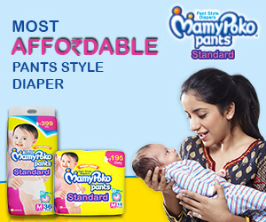 MOST AFFORDABLE PANTS STYLE DIAPER