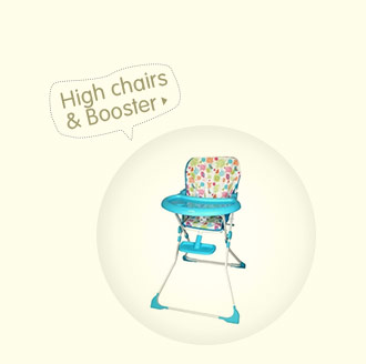 Sunbaby High Chairs & Booster