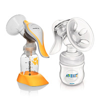 Manual Breast Pumps