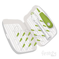 Baby Bottle Travel Cleaner Set