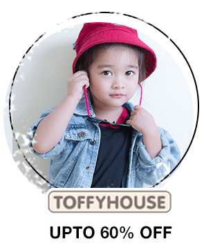 ToffyHouse | Upto 60% OFF