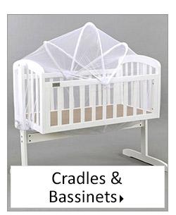 Cradles & Bassinets