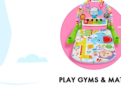 PlayPlay Gyms & Mats