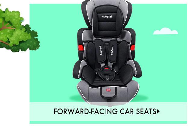 Forward-Facing Car Seats