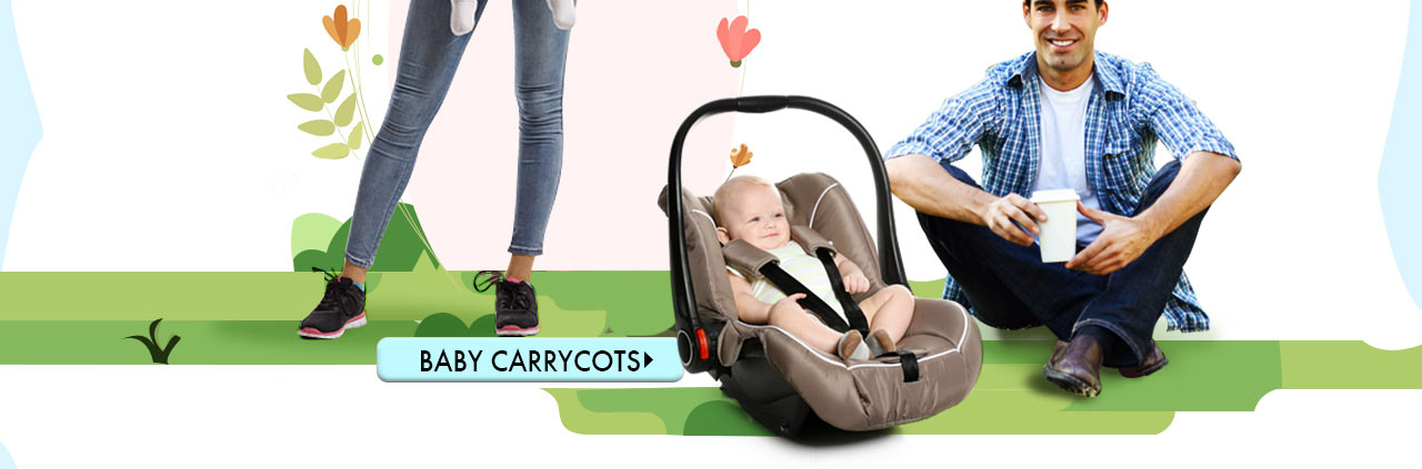 BABY CARRYCOTS