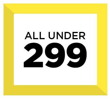 all under 299