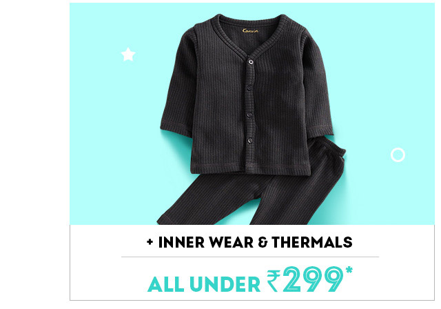 Inner Wear & Thermals