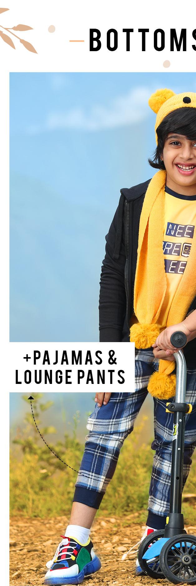 Pajamas & lounge pants