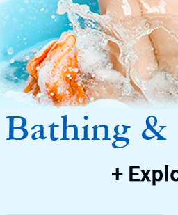 Bathing & Grooming/Explore All