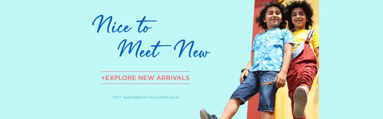 Summer'21 New Arrivals