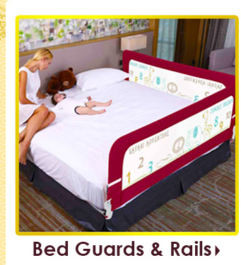 Bed Guards & Rails