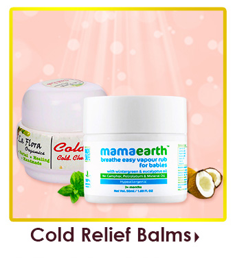 Cold Relief Balms