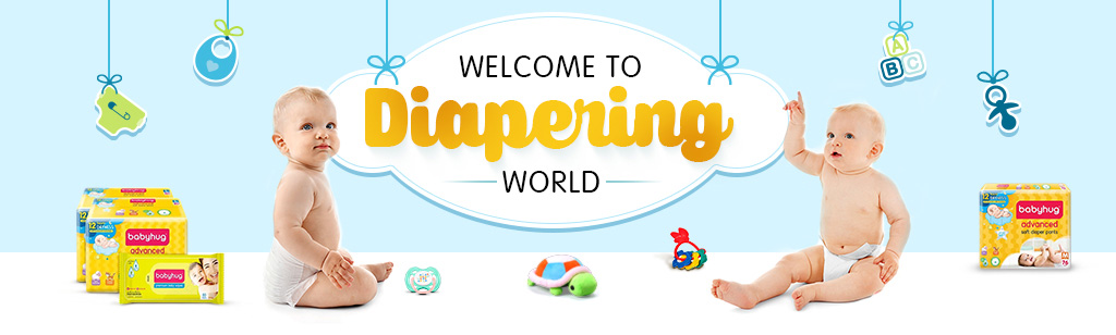 Welcome to Diapering World