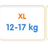 XL 12-17 kg