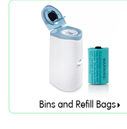 Bins and Refill Bags