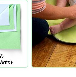 Bed Protectors & Diaper Changing Mats