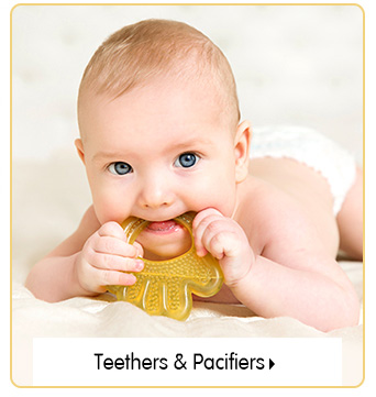 Teethers & Pacifiers