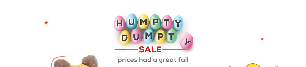 Humpty Dumpty Sale