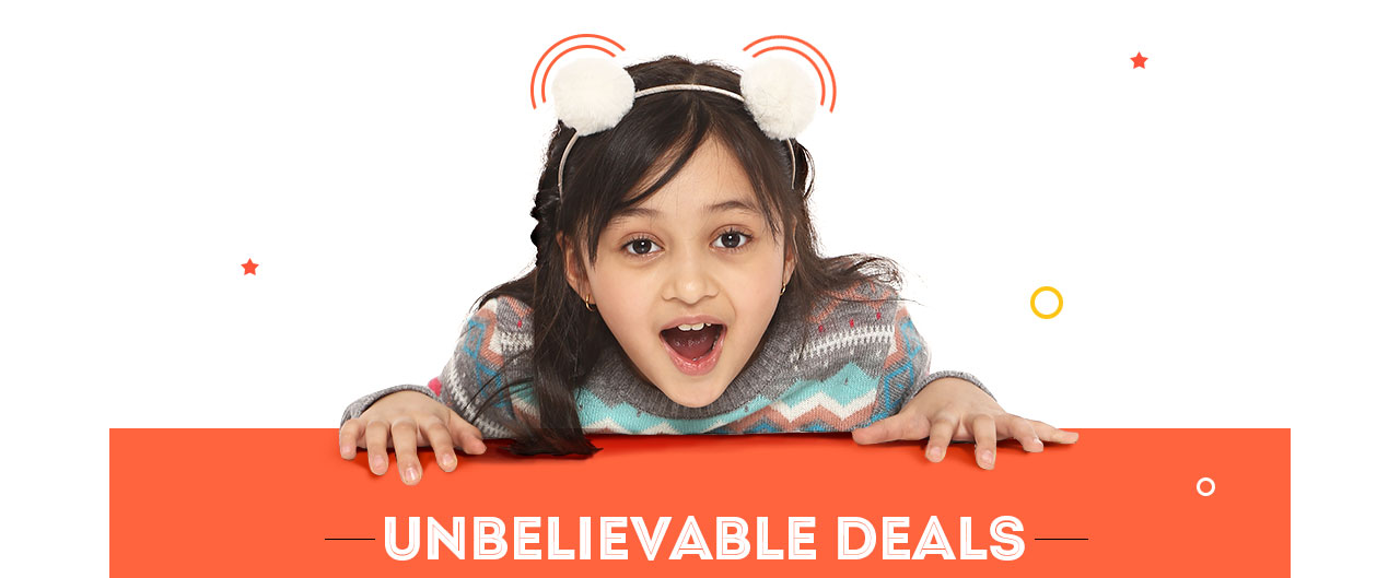 Unbelievable Deals