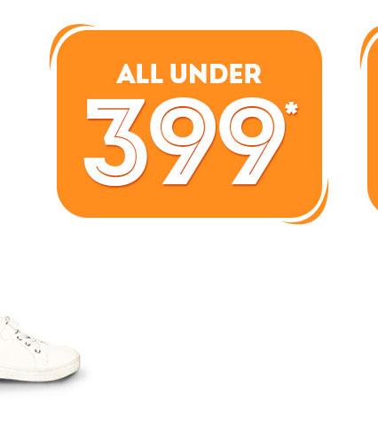 All Under 399*