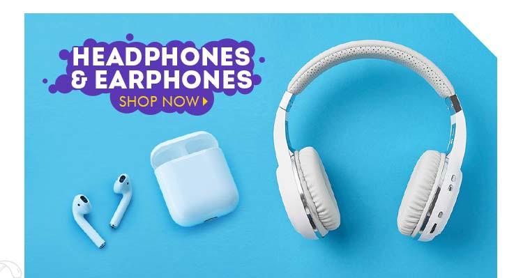 Headphones & Earphones