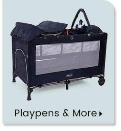 Playpens & More