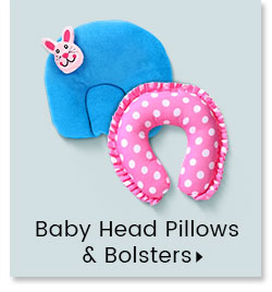 Baby Head Pillows & Bolsters