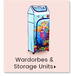 Wardorbes & Storage Units