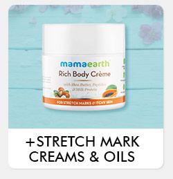 Stretch Mark Creams & Oils