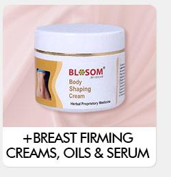 Breast Firming Creams, Oils & Serum