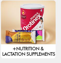 Nutrition & Lactation Supplements