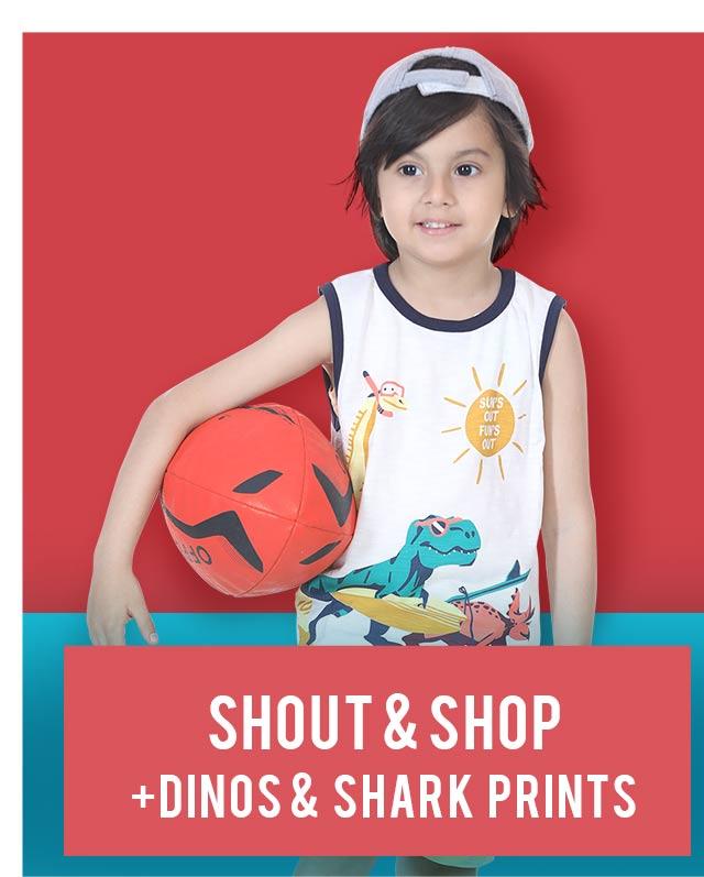 Shout & Shop