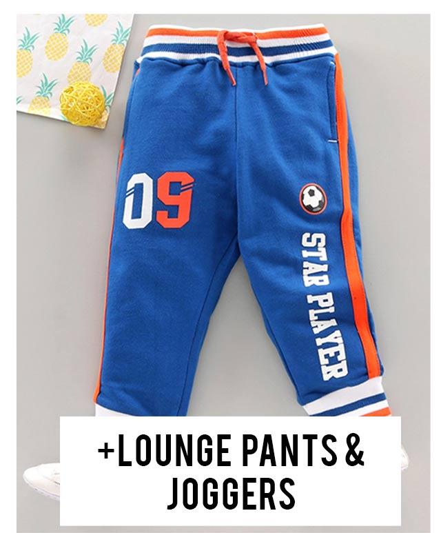 Lounge Pants & Joggers