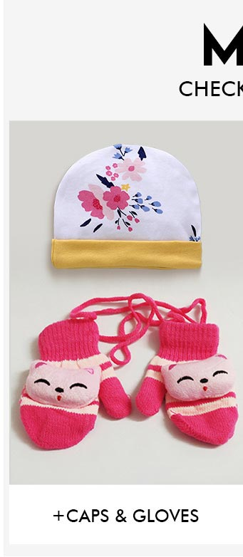 Caps & Gloves